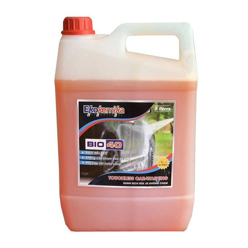 Dung dịch rửa xe Ekokemika