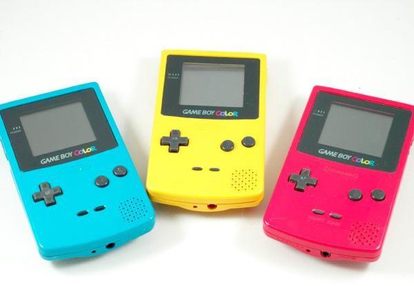 Game Boy, Game Boy Color