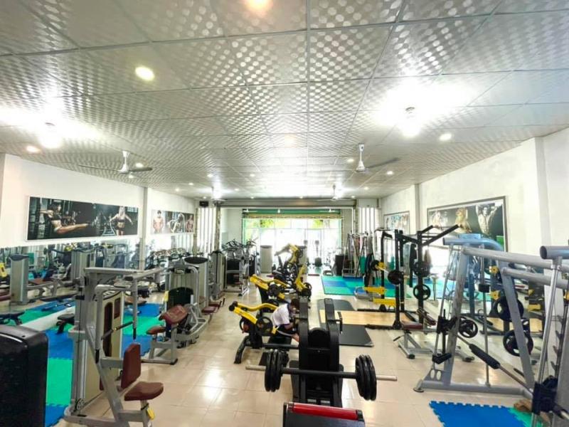 Gym Fitness Mui Ne