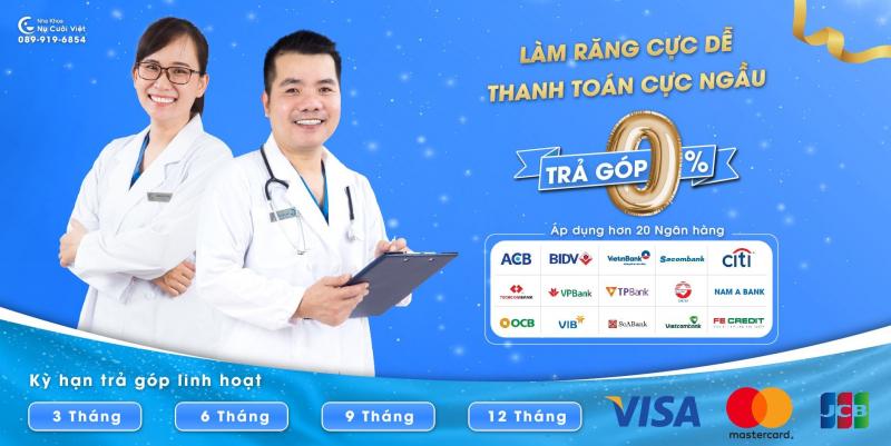 Hệ thống Nha Khoa Thẩm Mỹ Nụ Cười Việt
