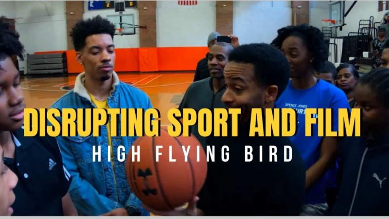 High Flying Bird - Siêu sao bóng rổ
