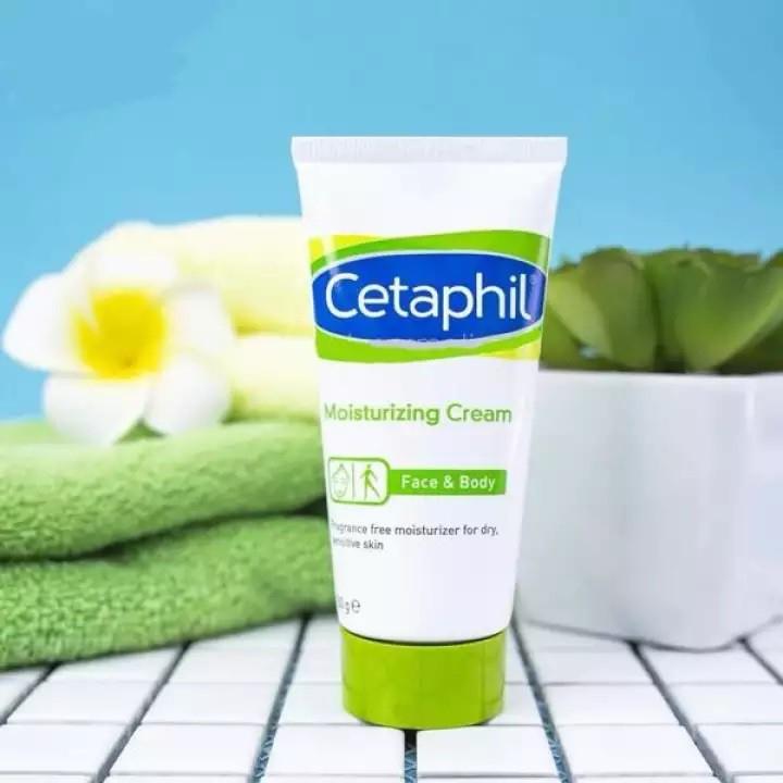 Kem dưỡng ẩm Cetaphil Moisturizing Cream 50g