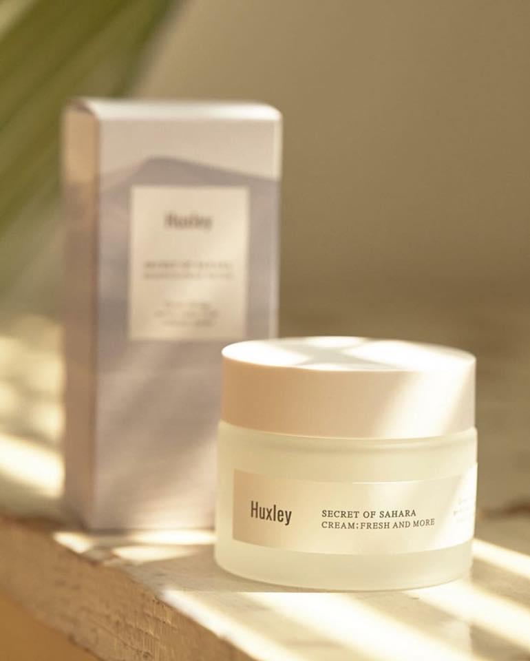 Kem dưỡng ẩm Huxley Secret Of Sahara Cream Fresh And More 50ml