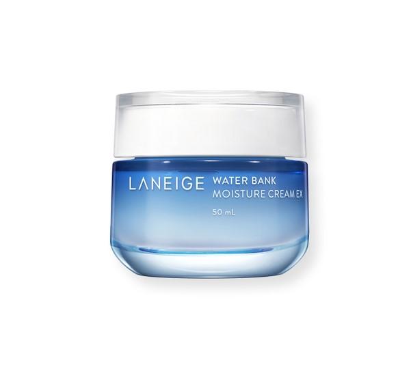 Kem dưỡng ướt dành cho da thường và da khô Laneige Water Bank Moisture Cream EX