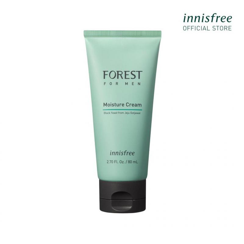 Kem dưỡng ẩm innisfree Forest for men Moisture Cream 80ml