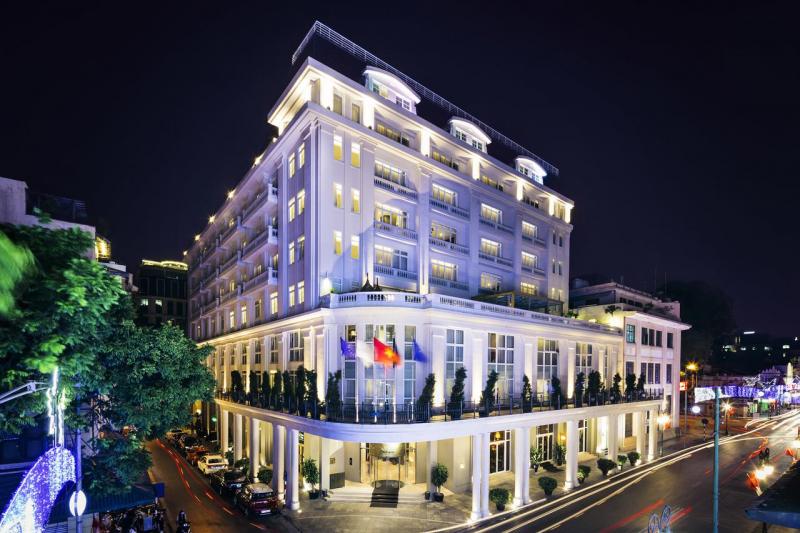 Khách Sạn De l'Opera Hà Nội - Mgallery (Hotel de l'Opera Hanoi - Mgallery)