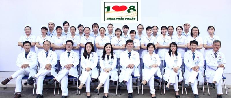 Khoa Phẫu Thuật Thẩm Mỹ Bệnh Viện 108