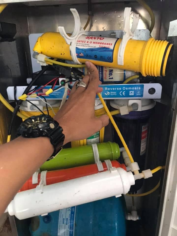 LẠNG SƠN sửa chữa thi công điện nước, máy lọc, máy bơm, bình ấm lạnh
