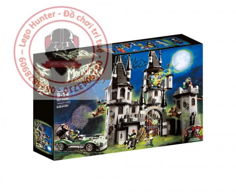 Lego Hunter