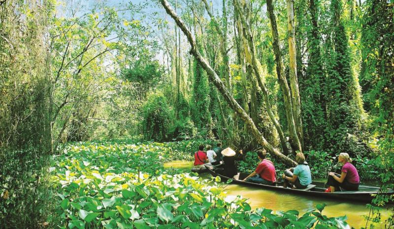 Long Hoa Tourist