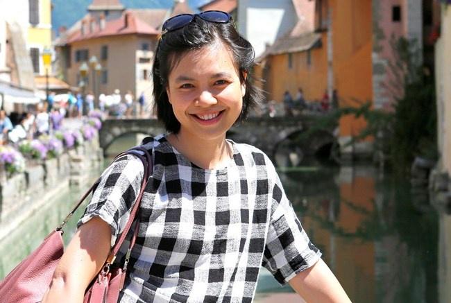 MC Khánh Chi
