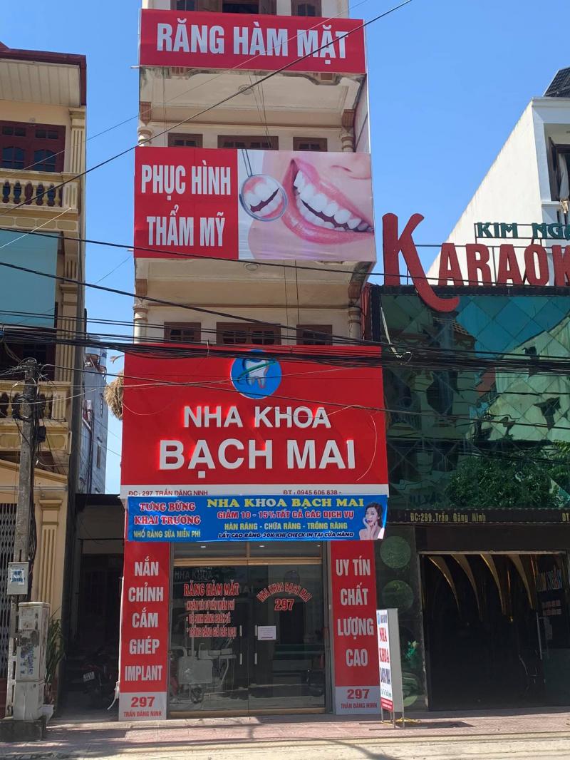 Nha Khoa Bạch Mai - Lạng Sơn