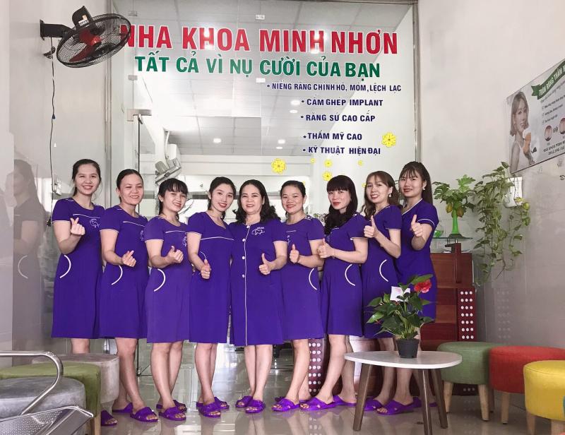 Nha Khoa Minh Nhơn