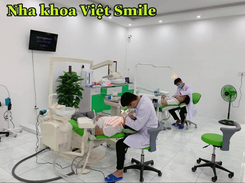 Nha Khoa Quốc Tế Việt Smile