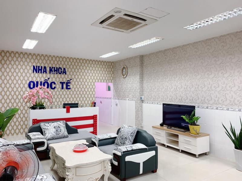 Nha Khoa Quốc Tế - Sài Gòn Phan Thiết