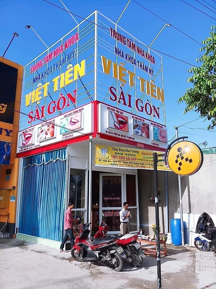 Nha Khoa Việt Tiên Sài Gòn