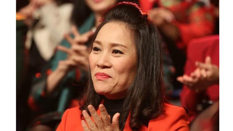Nhà báo Tạ Bích Loan