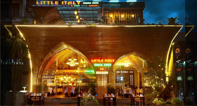 Nhà hàng Little Italy