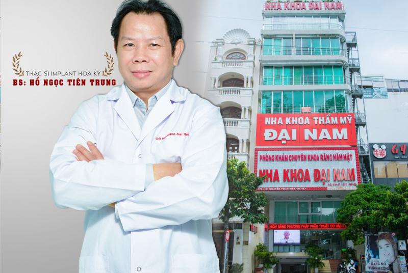 Nha khoa Sài Gòn Phan Thiết - Nha khoa Đại Nam