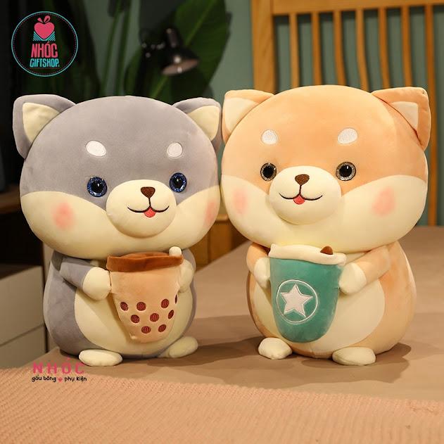 Nhóc Giftshop - Gấu Bông & Phụ Kiện