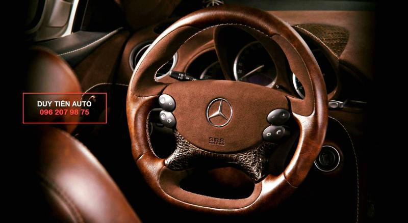 Nội thất ô tô Hà Nội - DUY TIẾN AUTO