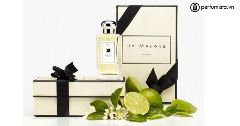 Nước Hoa Unisex Jo Malone Lime Basil & Mandarin Cologne