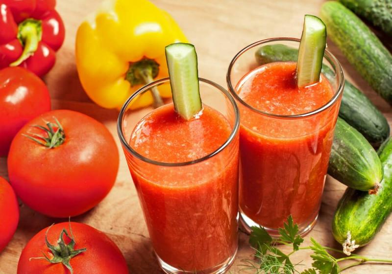 Ớt chuông giàu vitamin A, vitamin C và chất dinh dưỡng khác