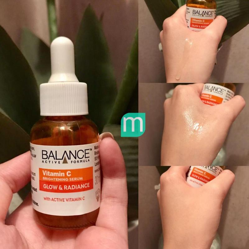 Serum Balance Active Formula Vitamin C Brightening