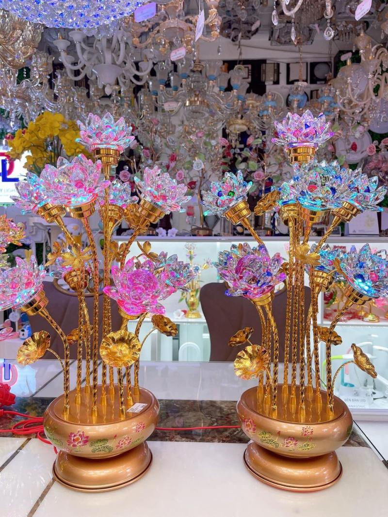 Showroom Đèn Trang Trí & Thiết Bị Điện DIỆU LÝ
