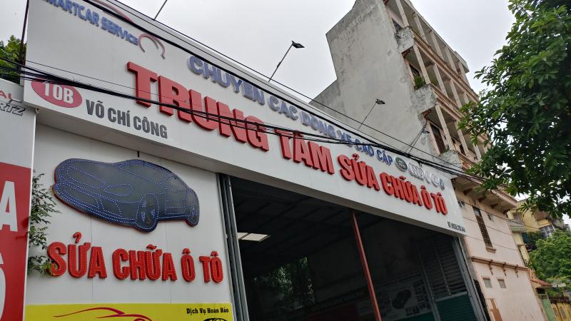 Smartcar Service