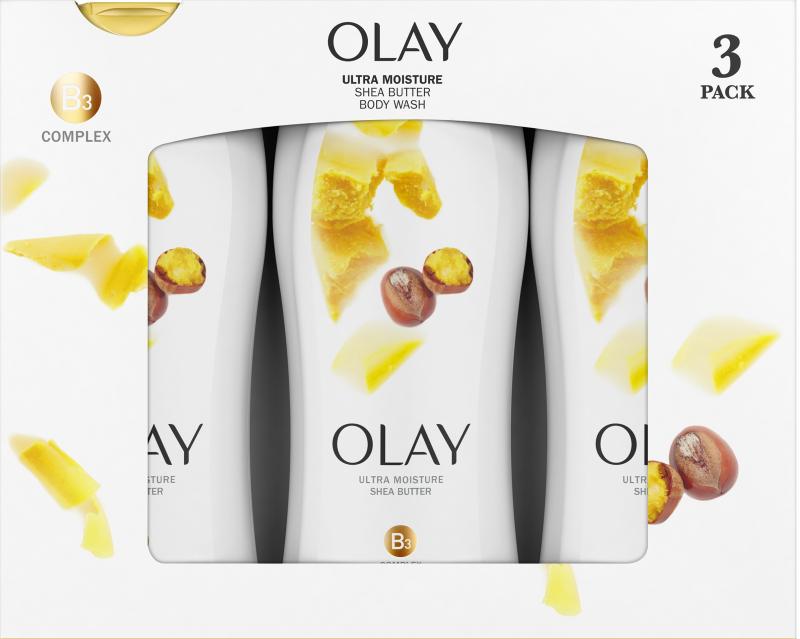 Sữa tắm Olay Body wash Ultra Moisture