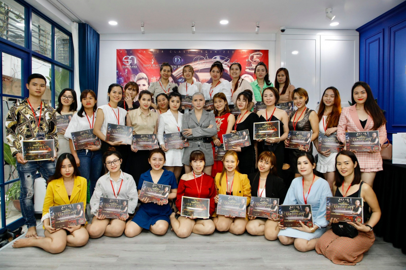 Thẩm mỹ Sầm NaNa Academy