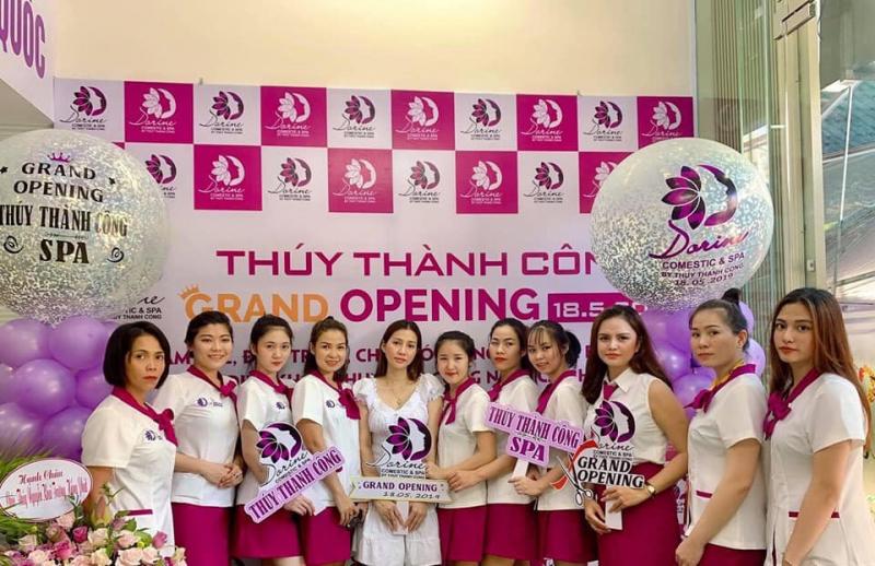 Thẩm mỹ viện Dorine by Thúy Thành Công