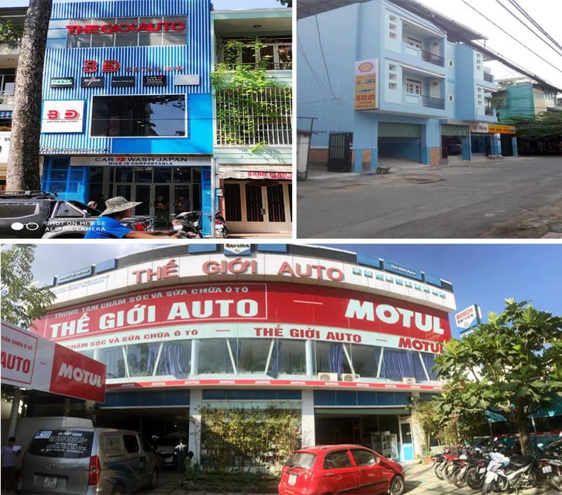 Thế Giới Auto