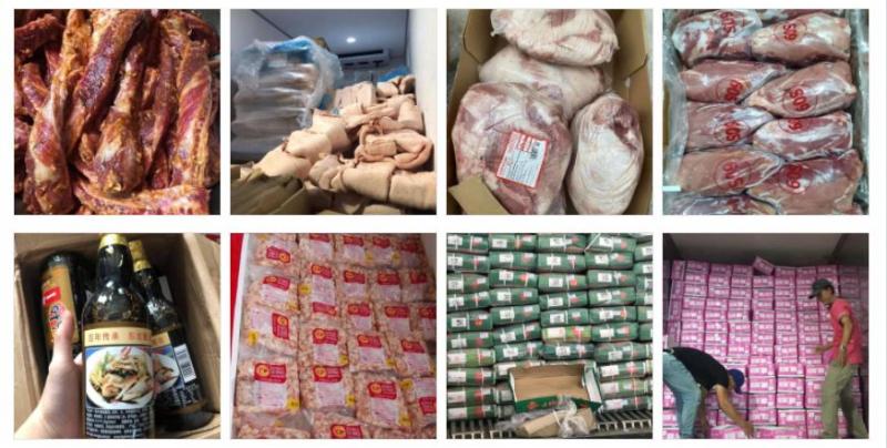 Thực phẩm đông lạnh Lạng Sơn
