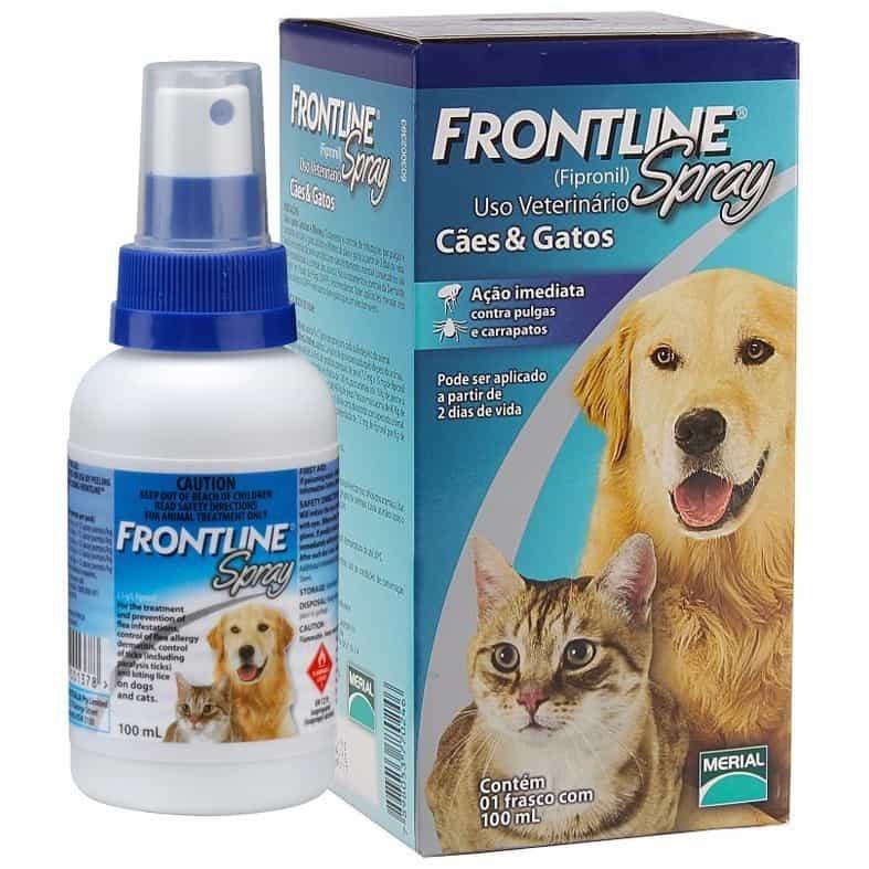 Thuốc Xịt Ve Rận Cho Chó Mèo Frontline Spray