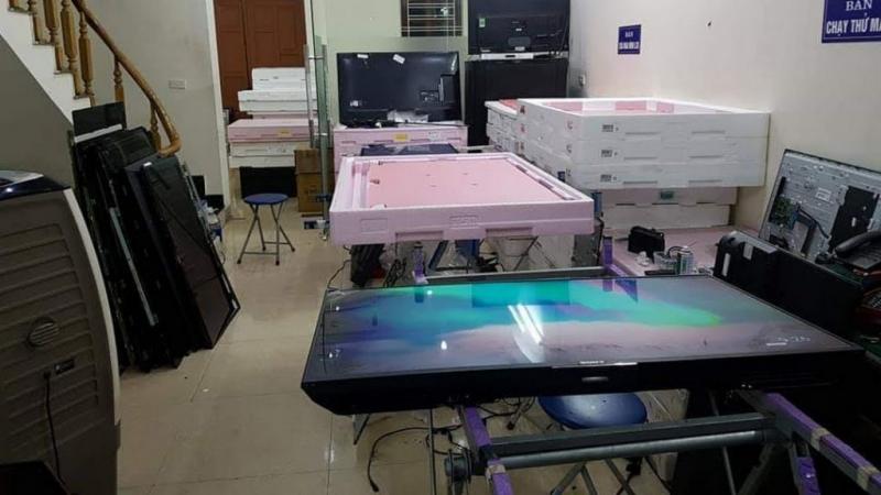 Trung tâm sửa chữa điện tử điện lạnh Năm N'jang