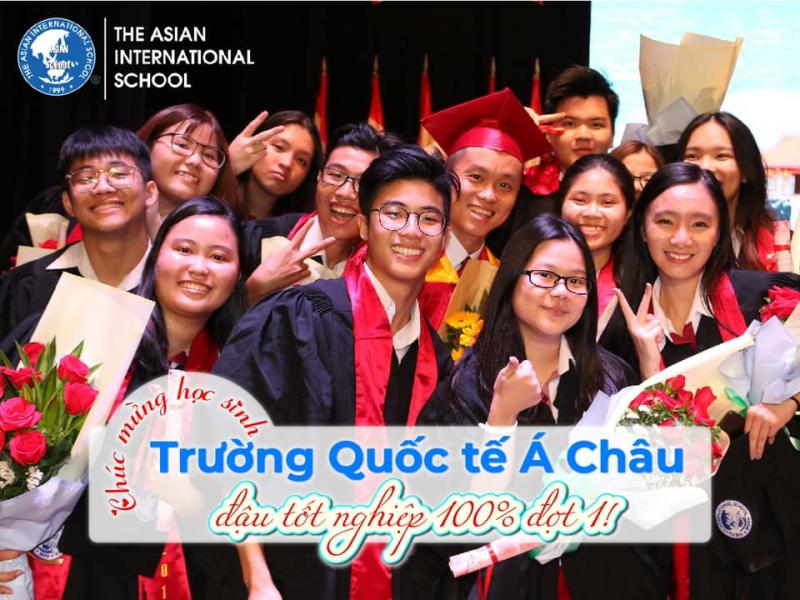 Trường THPT Á Châu